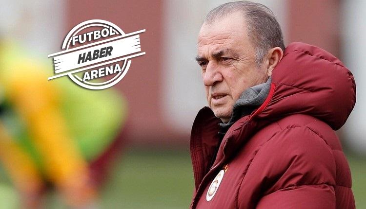 Fatih Terim'in Çaykur Rizespor maçındaki kadrosu