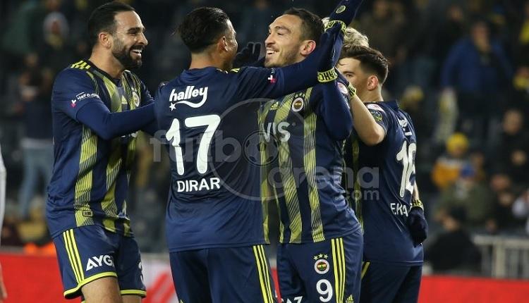 Fenerbahçe 2-0 Kayserispor maç özeti ve golleri İZLE