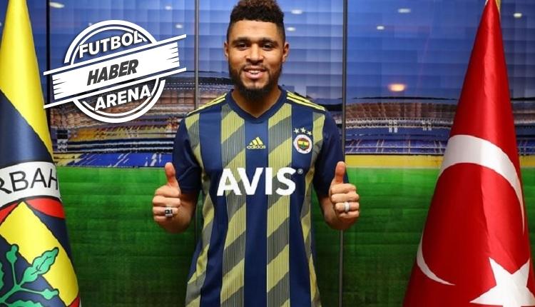 Fenerbahçe Simon Falette transferini açıkladı! İşte ilk sözleri