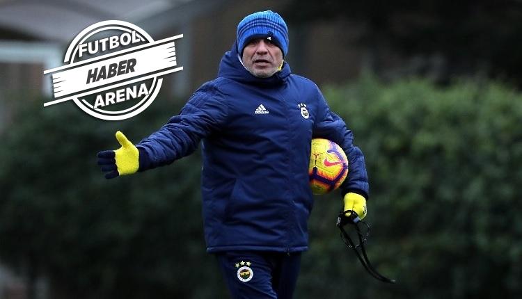 Fenerbahçe'de 4 futbolcu kampta yok! İşte kamp kadrosu