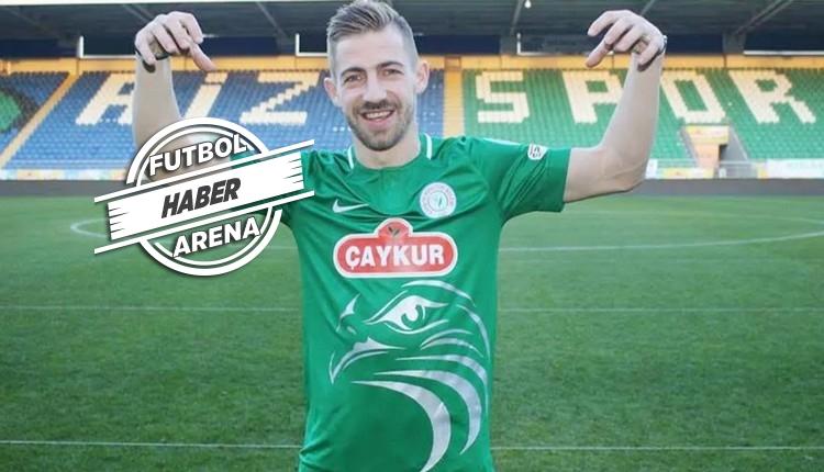 Fenerbahçe'de Melnjak transferi olumsuz sonuçlandı
