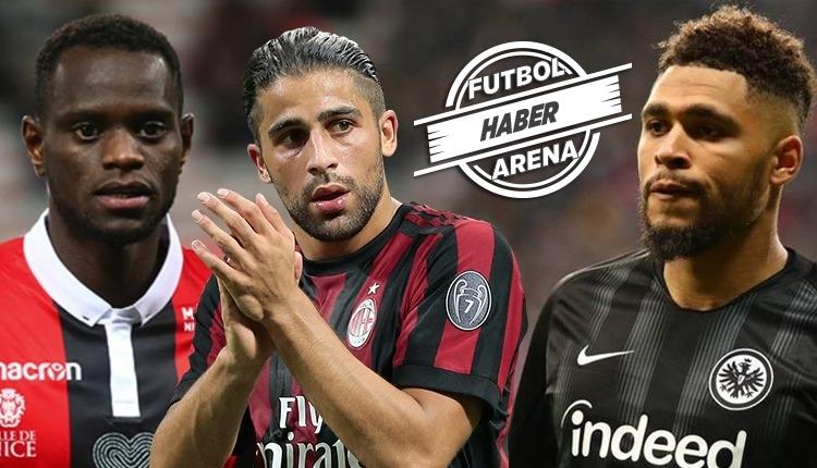 Fenerbahçe'de sol bek transferi! (Rodriguez, Falette, Coly)
