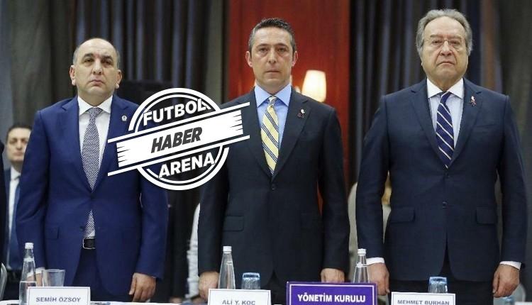 Fenerbahçe'de transfer defteri kapandı mı? Yönetimin yol haritası