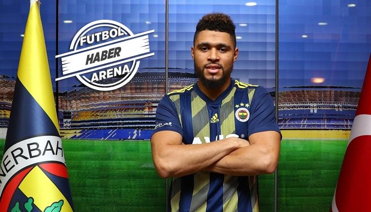 Fenerbahçe'nin yeni transferi Falette'nin lisansı çıktı