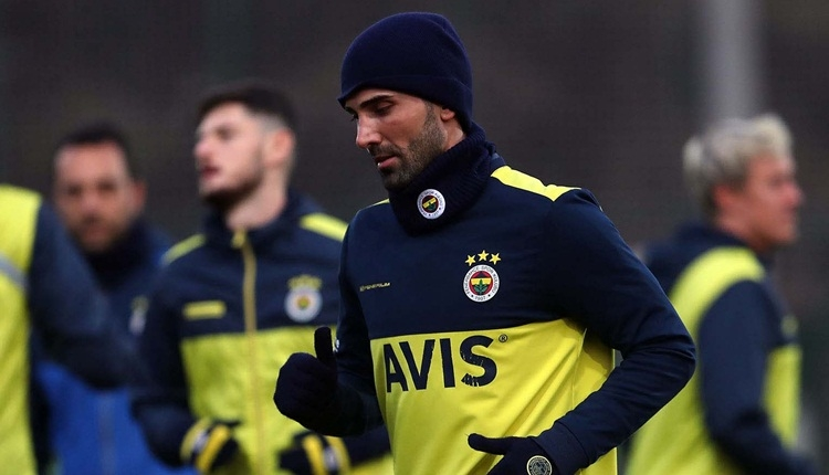 Fenerbahçe'ye Hasan Ali Kaldırım müjdesi (Trabzonspor maçında oynayacak mı?)