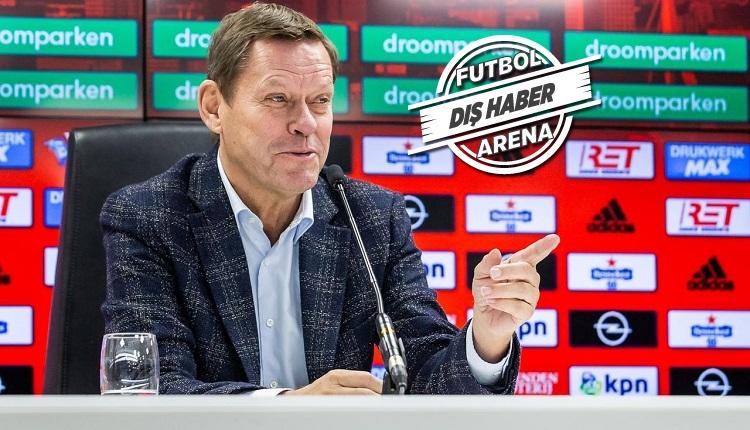 Feyenoord cephesinden Oğuzhan Özyakup açıklaması