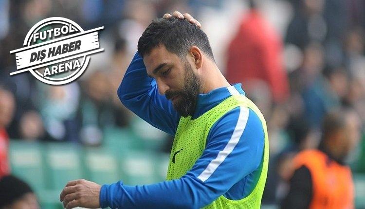 Flaş! Arda Turan Brezilya'da kulüp arıyor Menajerine yetki verdi