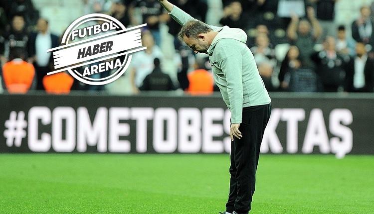 Flaş! Beşiktaş'ta Sergen Yalçın ile ilk görüşme yapıldı