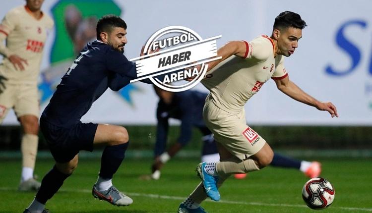 Galatasaray 1-0 Adana Demirspor hazırlık maç özeti ve golleri izle