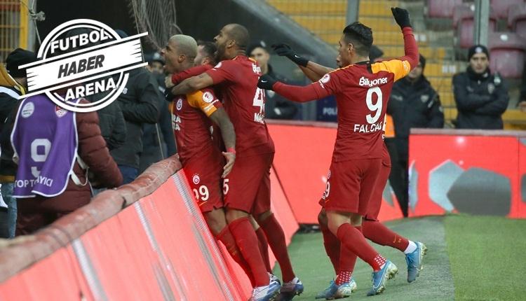 Galatasaray çeyrek finalde! (Galatasaray 2-1 Rizespor maç özeti)