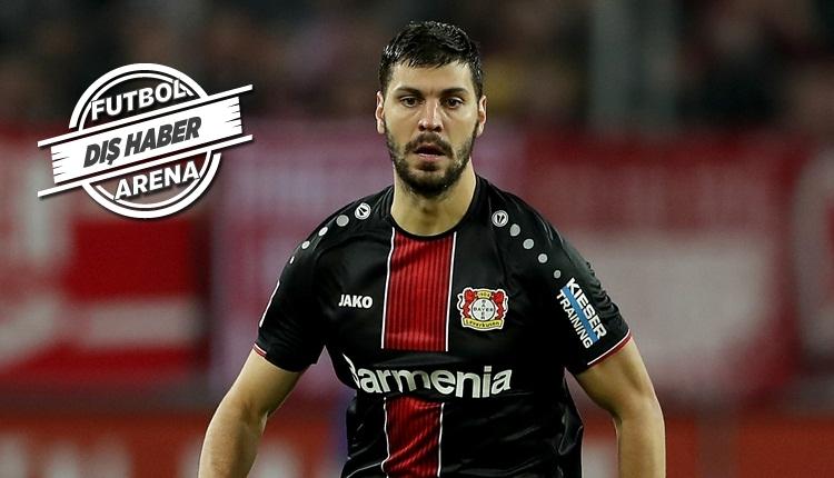 Galatasaray ile anılan Aleksandar Dragovic'e transfer kancası