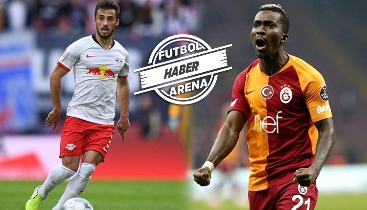 Galatasaray Marcelo Saracchi ve Onyekuru'yu KAP'a bildirdi