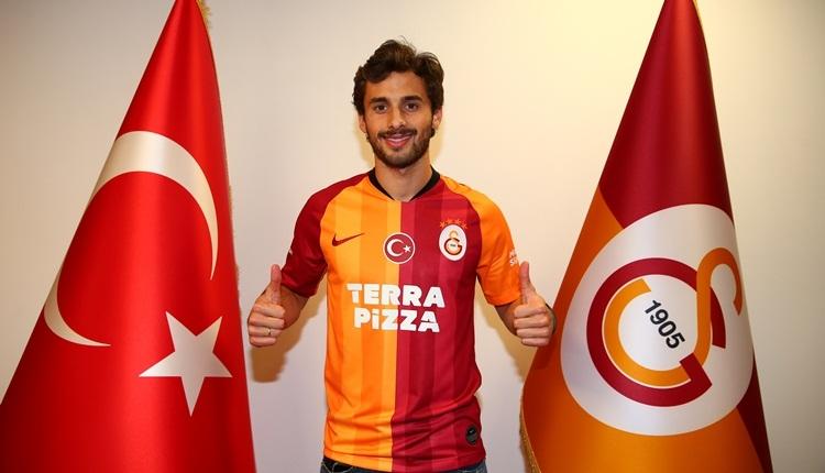 Galatasaray, Marcelo Saracchi'nin maliyetini KAP'a bildirdi