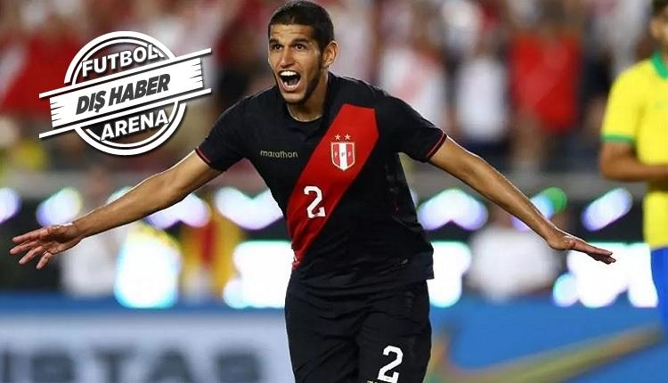 Galatasaray'a Arjantin'den Luis Abram transferi için cevap