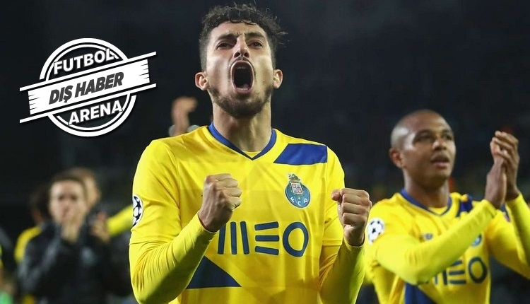 Galatasaray'a transferde Alex Telles müjdesi