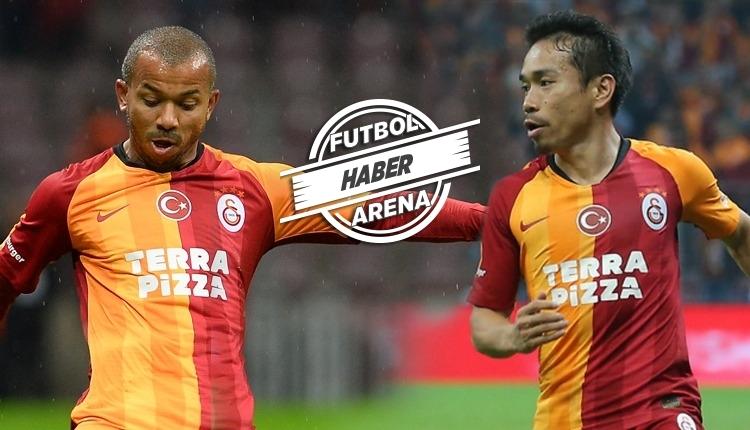 Galatasaray'da ayrılık haftası! Nagatomo ve Mariano