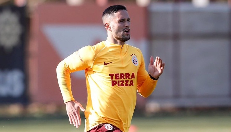 Galatasaray'da Florin Andone'nin sakatlığında sıcak gelişme