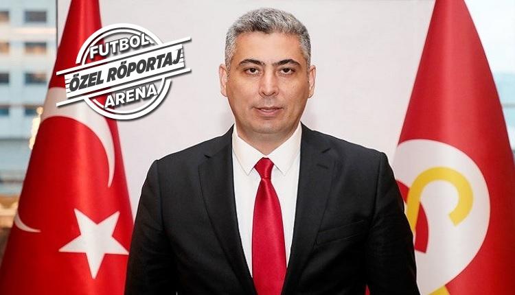 Galatasaray'da istifa! Özgür Savaş Özüdoğru neden ayrıldı?