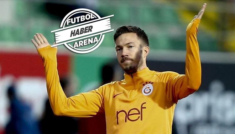 Galatasaray'da Linnes kararı! Bu kez sağda