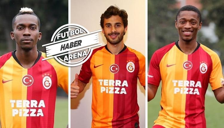 Galatasaray'da sözleşmesi feshedilen futbolcu var mı? Son durum