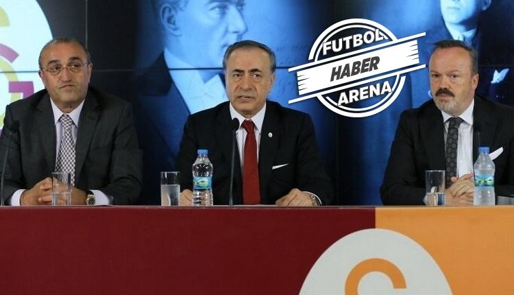 Galatasaray'da yönetimi rahatlatan gelişme