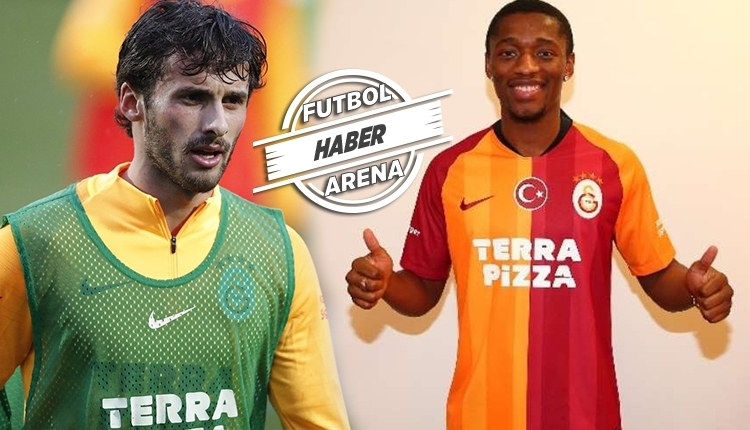 Galatasaray'dan Saracchi ve Sekidika müjdesi