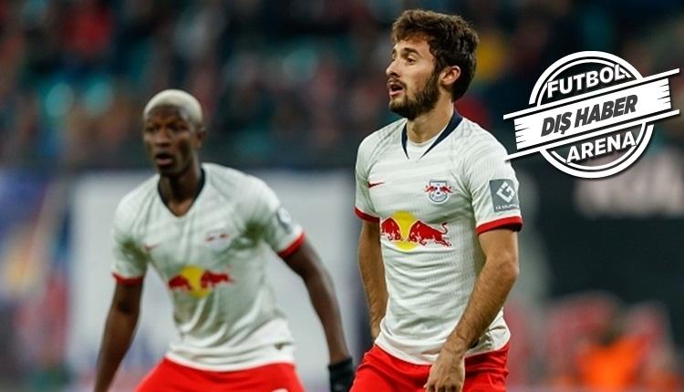 Galatasaray'ın Marcelo Saracchi transferini Leipzig açıkladı