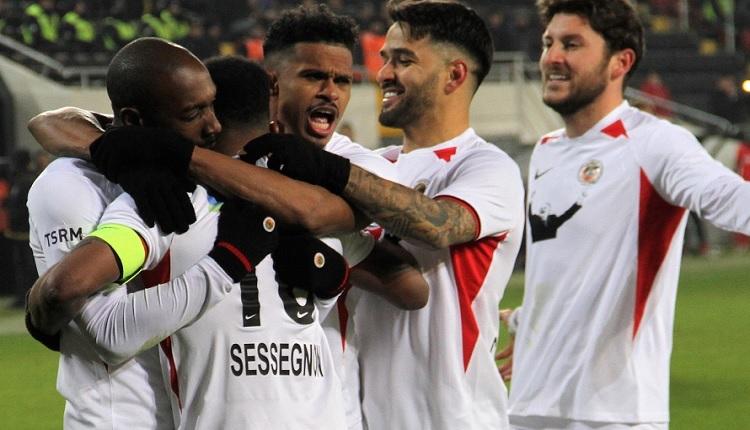 Gençlerbirliği 1-0 Gaziantep FK maç özeti ve golü (İZLE)