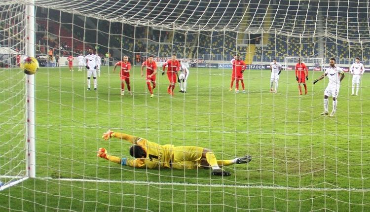 Gençlerbirliği - Gaziantep FK maçı tekrar mı edilecek?