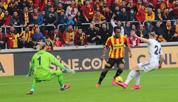 Göztepe 2-1 Beşiktaş, Bein Sports maç özeti ve golleri (İZLE)