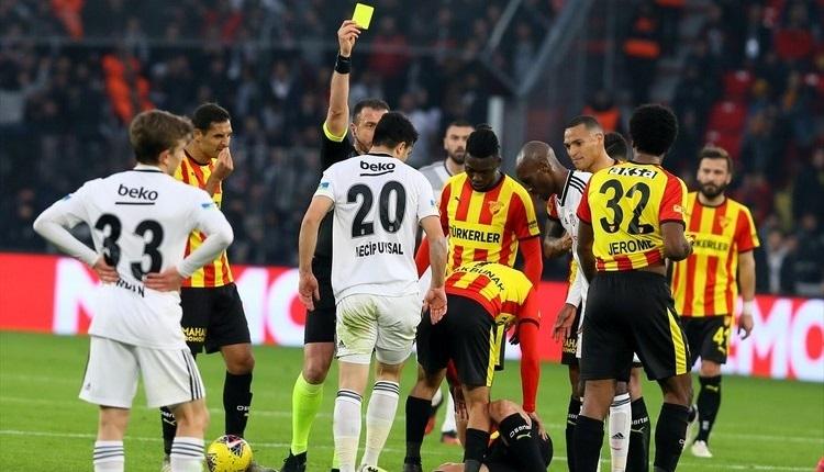 Göztepe - Beşiktaş maçı tekrar edilir mi?