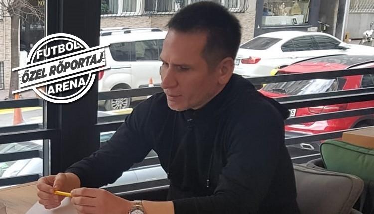Haluk Canatar, FutbolArena'ya konuştu