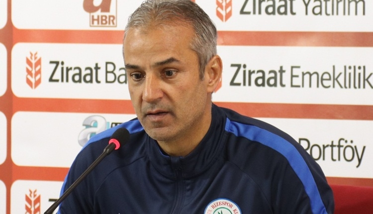 İsmail Kartal'dan maç sonu Galatasaray sözleri: 'Riske etmedik'