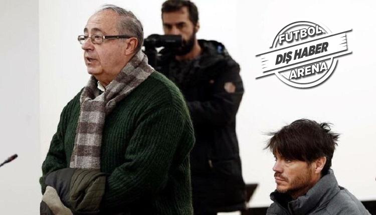 İspanya futbolunda deprem! Mahkemede itiraf etti: 'Şike yaptık'