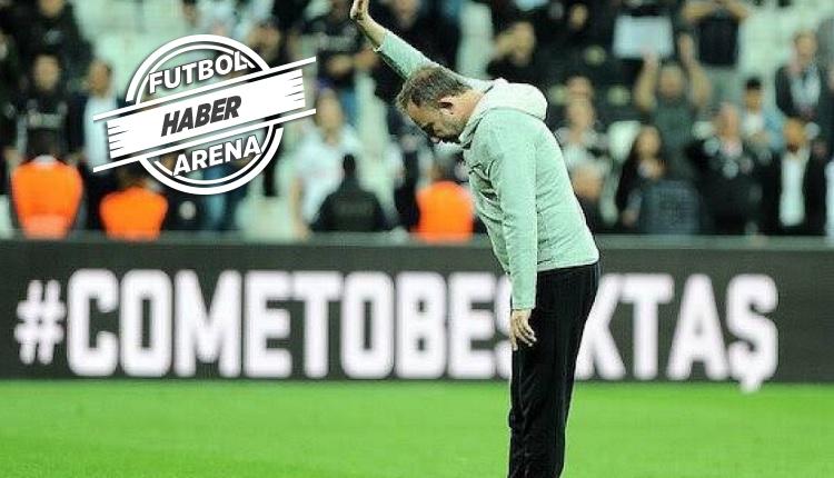 İşte Beşiktaş'ın Sergen Yalçın videosu (İZLE)