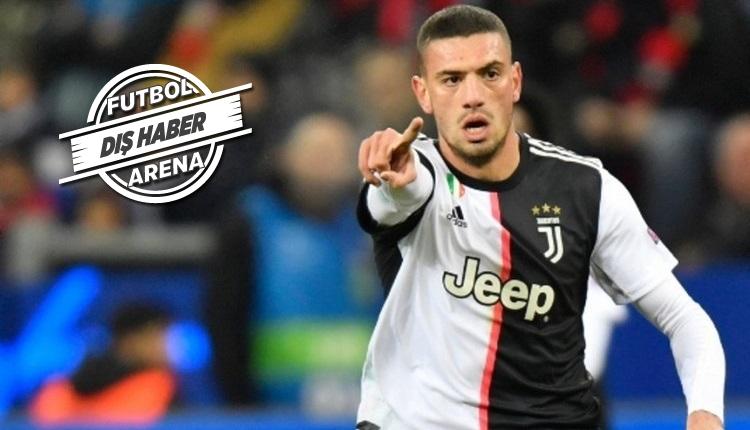Juventus, Merih Demiral için Leicester'ın teklifini reddetti
