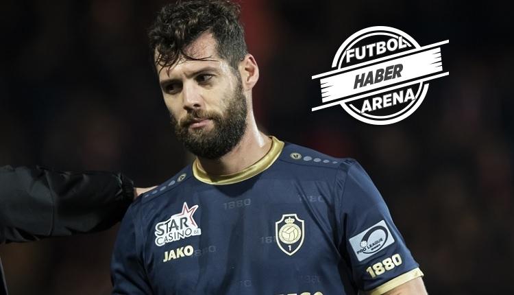 Kayserispor'dan bir transfer daha! David Simao ile prensip anlaşması