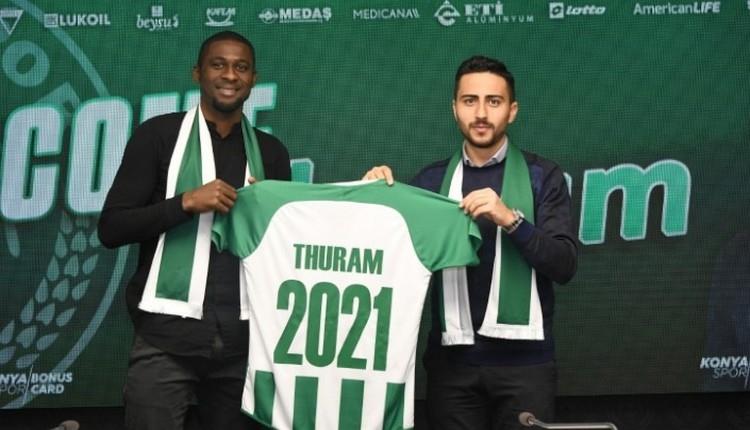 Konyaspor'un transferi Rogerio Thuram kimdir? (Golleri, asistleri İZLE)