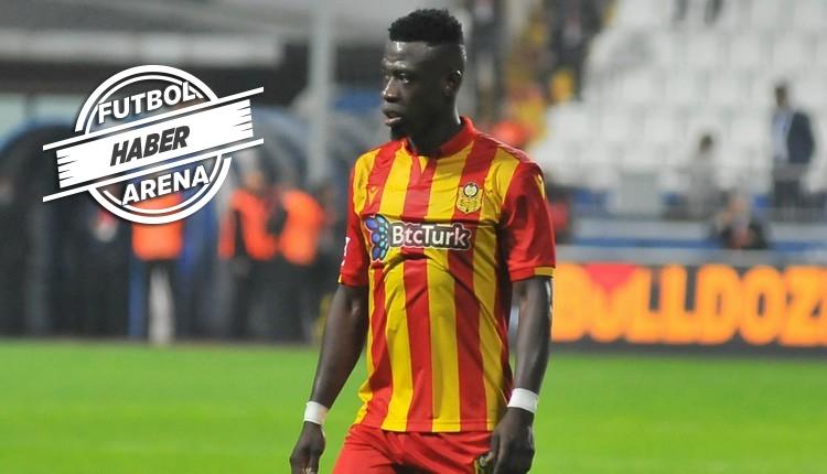 Malatyaspor'da Afriyie Acquah, Lecce'ye transfer oluyor