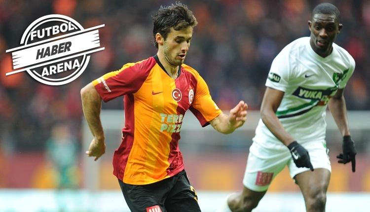 Marcelo Saracchi, Galatasaray ile ilk maçında göz doldurdu