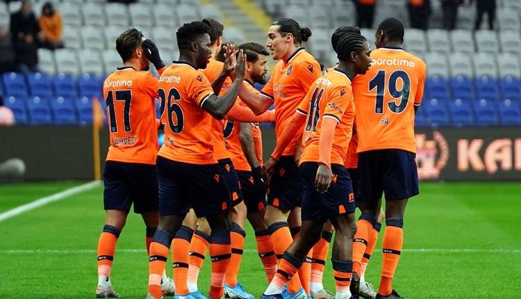 Medipol Başakşehir 4-1 Yeni Malatyaspor maç özeti ve golleri izle