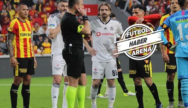 Mehmet Demirkol: 'Göztepe - Beşiktaş maçında skora etki eden kural hatası var'