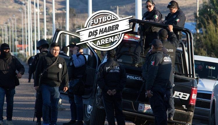 Meksika'daki hapishanede futbol açında 16 ölü