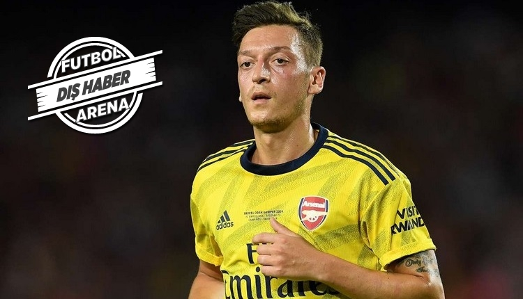 Mesut Özil'den Fenerbahçe yanıtı ve transfer itirafı
