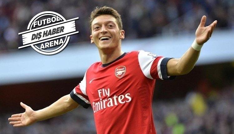 'Mesut Özil'i 18 ay sonra ilk kez gülerken gördüm'