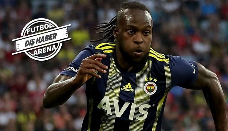 Moses, Inter'de! Transferde son dakika