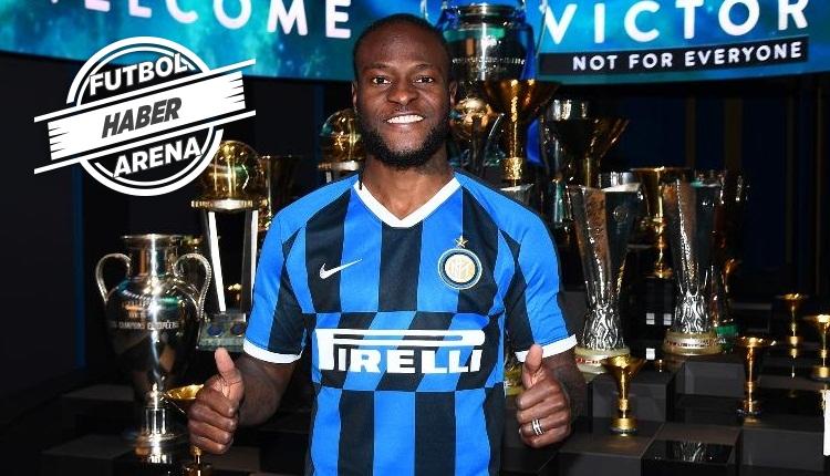 Moses resmen Inter'de! Fenerbahçe ile sözleşmesi feshedildi