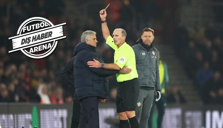Mourinho'dan görülmemiş hareket! 'Aptala kaba davrandım'