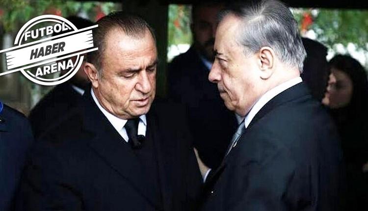 Mustafa Cengiz ve Fatih Terim arasındaki Arda Turan krizi