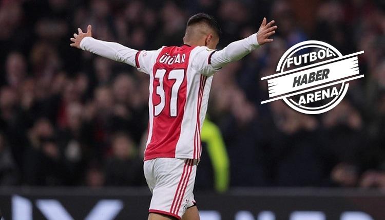 Naci Ünüvar'ı Hollanda'da tarihe geçiren gol